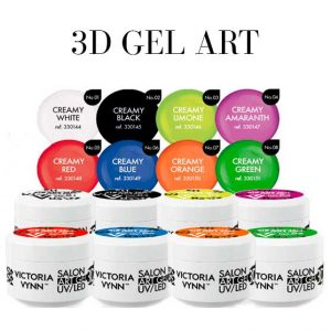 SALON ART GEL 3D