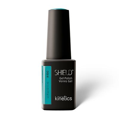490 BIZARRE STEEL - Kinetics Nails color