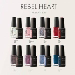 Shield – Colección Rebel Heart