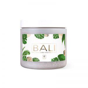 Bali Coconut & Rice Scrub Powder