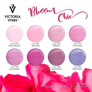 Colección Blossom Chic PURE – Victoria Vynn