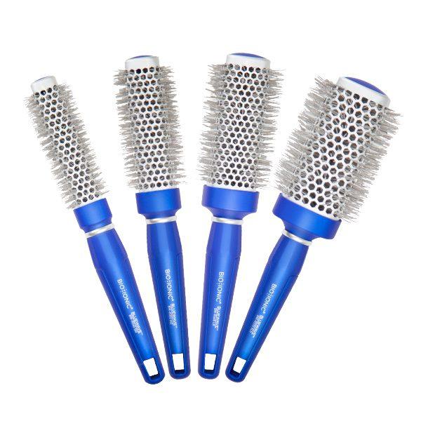 Cepillos iónicos bio ionic Blue Wave
