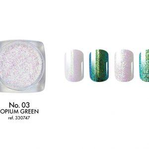 Victoria Vynn DUST 03 OPIUM GREEN 2g