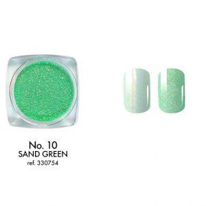 Victoria Vynn DUST 10 SAND GREEN 2g