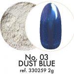 03.DUST BLUE