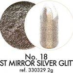 18. DUST MIRROR - SILVER GLITTER
