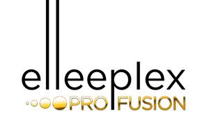 Elleeplex profusion lash and brow lamination logo