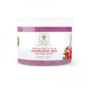 Gel Scrub Energizing Red