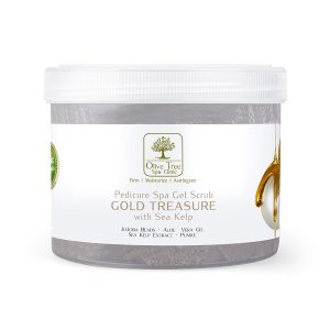 Gel Scrub Gold Treasure