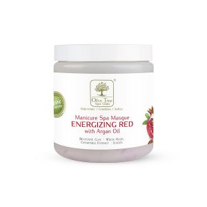 Masque Energizing Red 150g