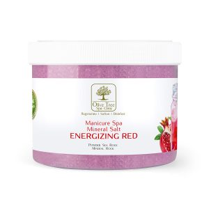 Mineral Salt Energizing Red