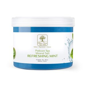 Mineral Spa Salt Refreshing Mint