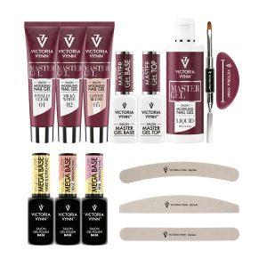 Starter Kit Master Gel Victoria Vynn