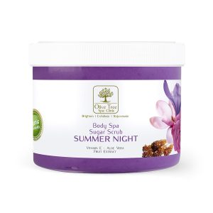 Sugar Scrub Summer Night