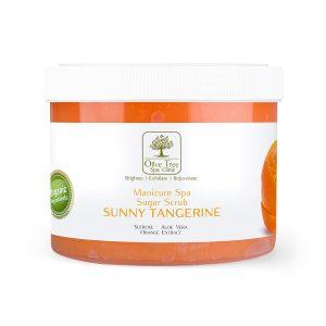 Sugar Scrub Sunny Tangerine – Olive Tree