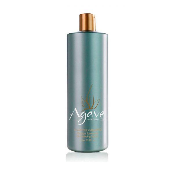 Champú Agave oil clarifying shampoo