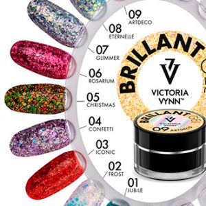 Brilliant Gel 5 gr – Colores