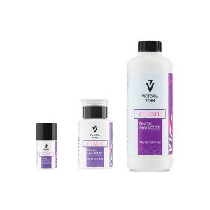 Cleaner Finish Manicure Victoria Vynn