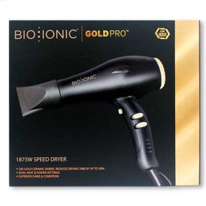 SECADO PELO – Bio Ionic GoldPro Speed Dryer