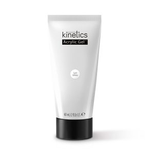 Gel acrílico poligel Kinetics Acrilyc Gel soft white