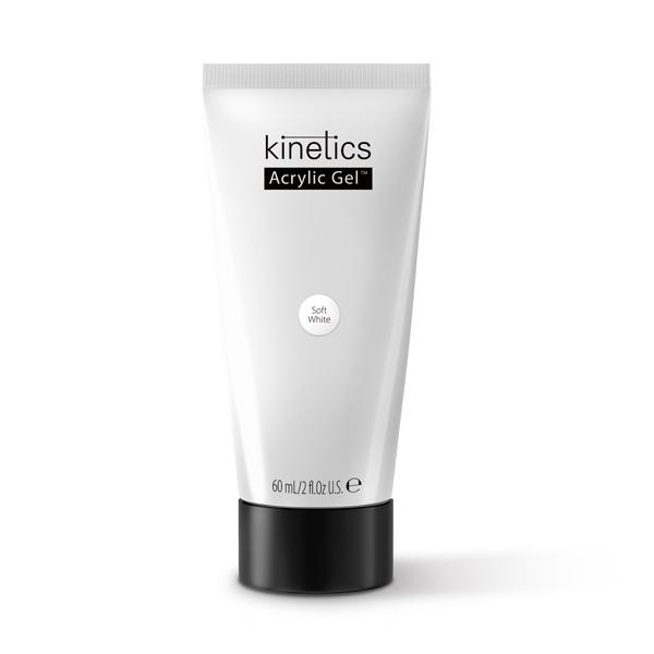 Gel acrílico poligel Kinetics Acrilyc Gel soft white