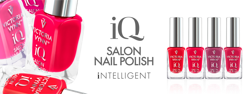 iQ Nail Polish esmalte híbrido Victoria Vynn banner