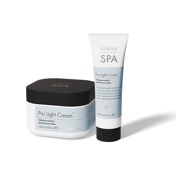 Pro Cream Peel - Exfoliante de pies Kinetics