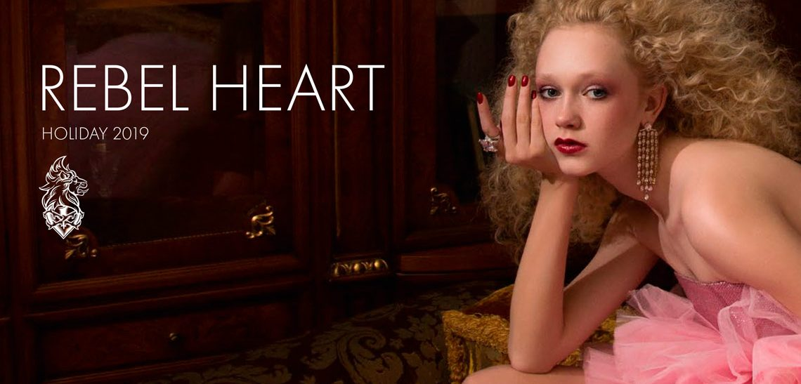 Colección Rebel Heart de Kinetics Nails