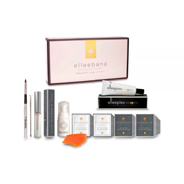 Kit lifting de pestañas One Shot - Lash Lift + Elleeplex ReGen