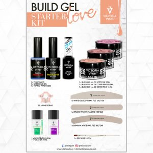 Kit Build Gel Victoria Vynn