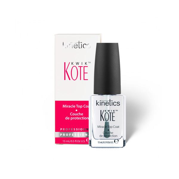 Kwik Kote – Top Coat top para uñas Kinetics