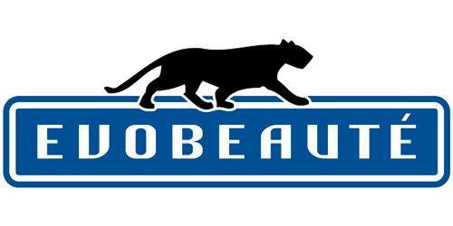 Logo Evobeauté, crecimiento y cuidado de pestañas y cejas