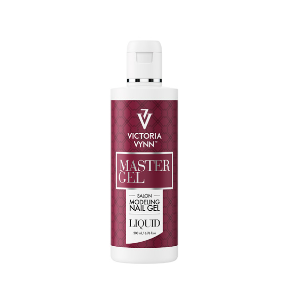 Líquido para modelar Gel Acrílico Master Gel Victoria Vynn
