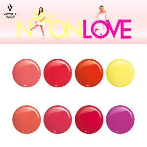 Gel Polish – Colección Neon Love