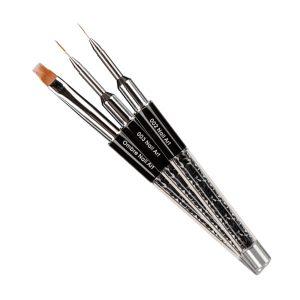 Pinceles para Nail Art mango Swarovski Victoria Vynn Brush – unidad